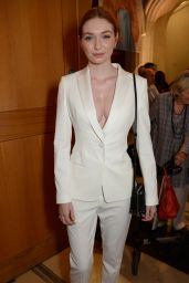 """Eleanor Tomlinson - """"Michael Jackson: On The Wall"""" Exhibition Private View in London"""