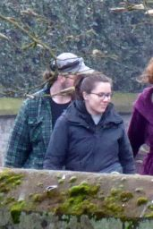 """Eleanor Tomlinson - """"War of the Worlds"""" Set in Cheshire 06/09/2018"""