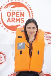 "Elena Anaya - ""Proactiva Open Arms"" Charity Dinner in Madrid"