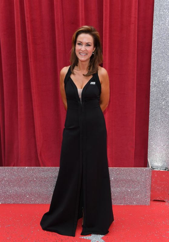 Elisabeth Dermot Walsh – British Soap Awards 2018 in London