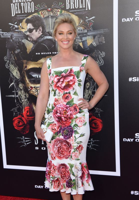 "Elisabeth Rohm – ""Sicario: Day Of The Soldado"" Premiere in LA"