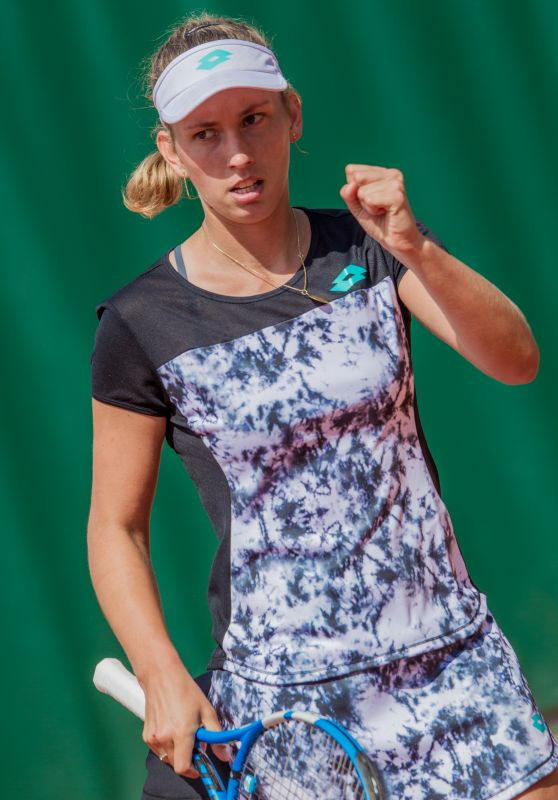 Elise Mertens – French Open Tennis Tournament in Paris 05/31/2018