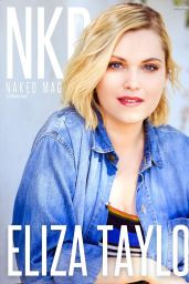 Eliza Taylor – NKD Magazine June 2018
