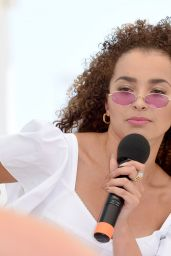 Ella Eyre – Isle of MTV Press Conference in Malta 06/27/2018