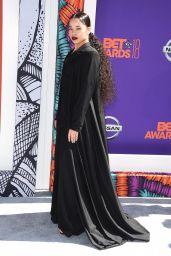 Ella Mai – 2018 BET Awards in Los Angeles