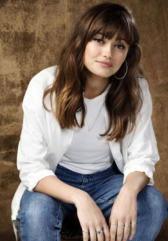 Ella Purnell - The Wrap, May 2018