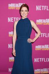 """Ellie Kemper - """"Unbreakable Kimmy Schmidt"""" FYC Event in New York"""
