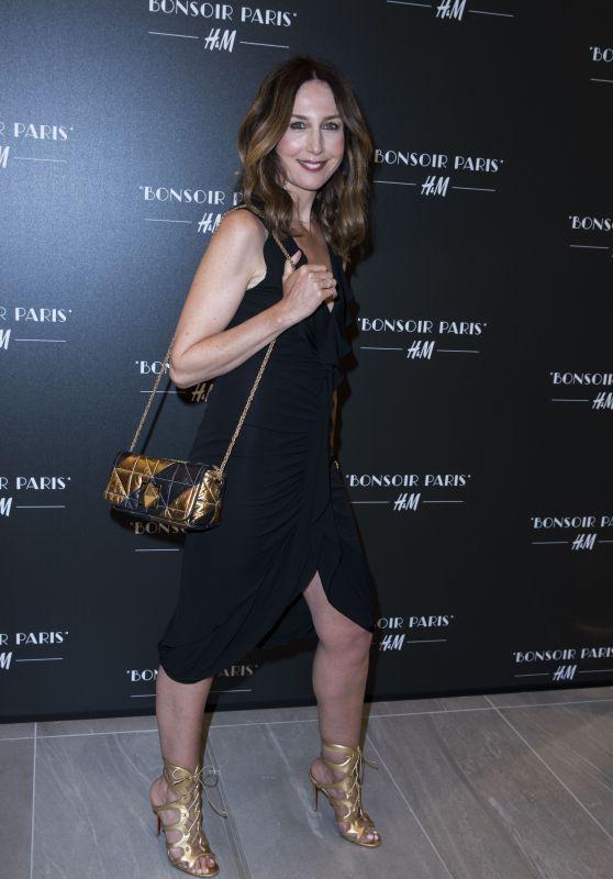 Elsa Zylberstein – Bonjour Paris H&M Flagship Opening Party in Paris