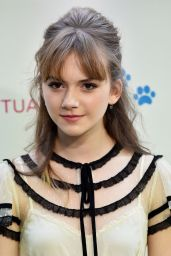 "Emilia Jones - ""Patrick"" Premiere in London"