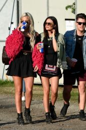 Emily Blackwell, Taylor Ward and Darby Ward - Parklife Festival at Heaton Park in Manchester, June 2018