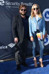 Emily Osment - 2018 Los Angeles Dodgers Foundation Blue Diamond Gala