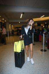 Emily Ratajkowski at LAX Airport in LA 06/18/2018