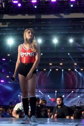 Emma Muscat - Performs at the Isle of MTV Concert in Malta 06/27/2018