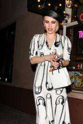 Emma Roberts - Moschino After Party in LA 06/08/2018