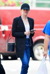 Emma Stone - Out in New York City 06/11/2018