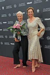 Emma Thompson - Receiving the Munich-CineMerit Award 06/29/2018