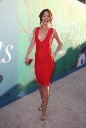 """Emmanuelle Vaugier – """"Sharp Objects"""" Premiere in Los Angeles"""