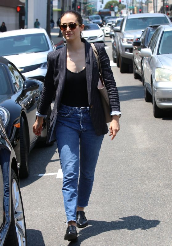 Emmy Rossum - Out in Beverly Hills 06/07/2018