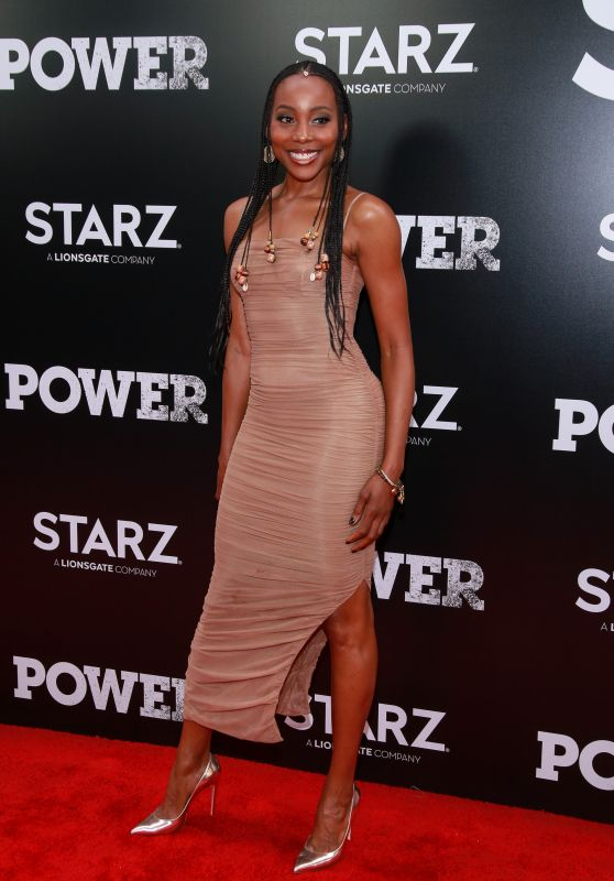 "Erica Ash – ""Power"" TV Show Premiere in NY"