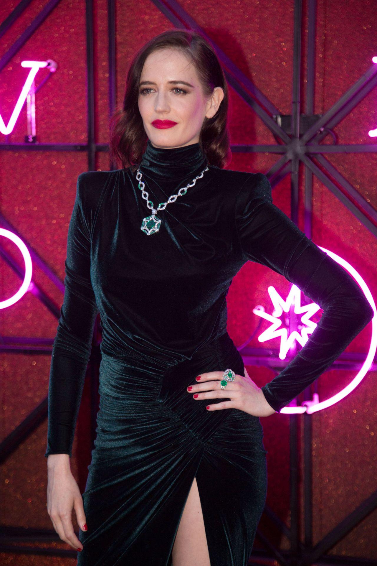 Eva Green - Bvlgari Gala Dinner in Rome 06/28/2018 Eva Green