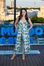 "Eva Marciel - ""El Mundo Es Suyo"" Photocall in Madrid"