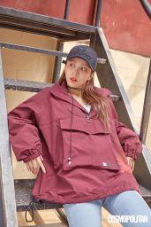 EXID Hani - Cosmopolitan Korea Magazine July 2018