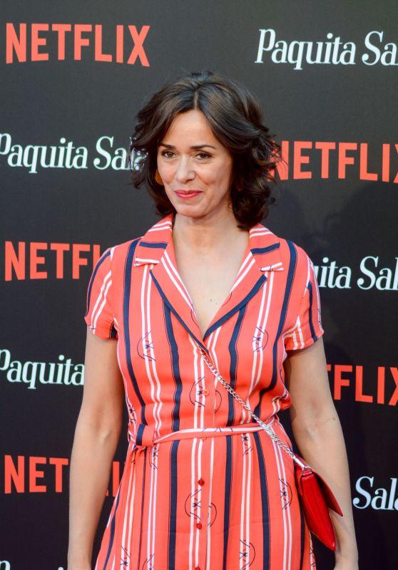 "Fanny Gautier – ""Paquita Salas"" Premiere in Madrid 06/28/2018"