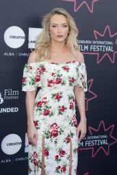 "Felicity Gilbert - ""Lucid"" Premiere at EIFF in Edinburgh"