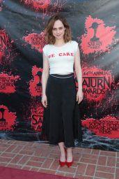 Fiona Dourif – 2018 Saturn Awards in Burbank
