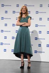 Francesca Fagnani – Presentation Palinsesti Rai in Milan 06/27/2018