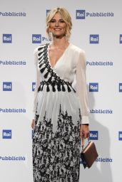 Francesca Fialdini – Presentation Palinsesti Rai in Milan 06/27/2018