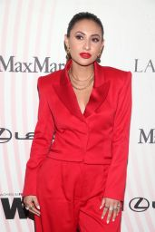 Francia Raisa – 2018 Women In Film Crystal and Lucy Awards in LA