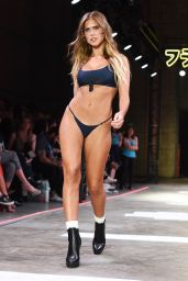 Frankies Bikinis Resort 2019 Fashion Show in LA