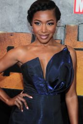 "Gabrielle Dennis – ""Luke Cage"" TV Series Premiere in New York"