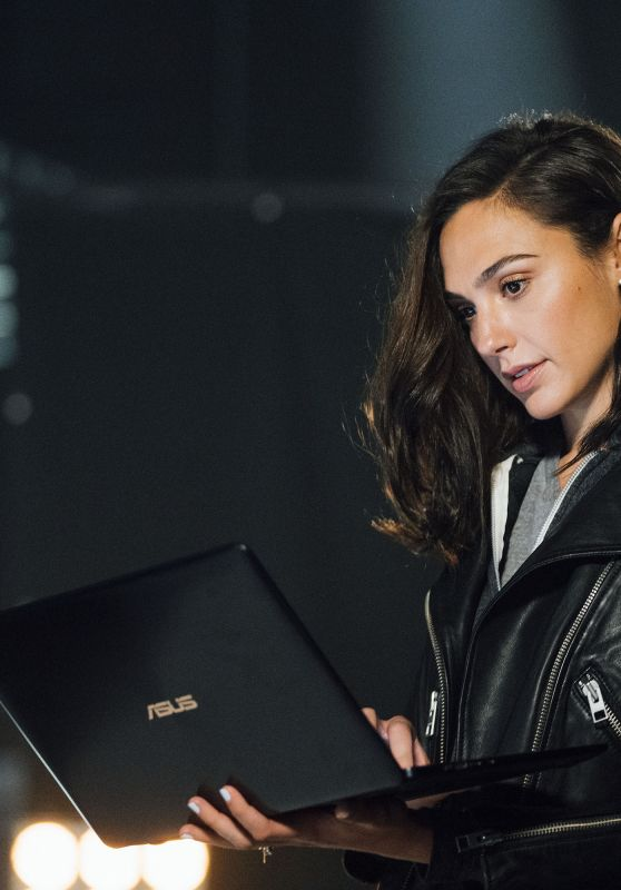 "Gal Gadot - Asus ""In Search of Incredible"" Photoshoot 2018"