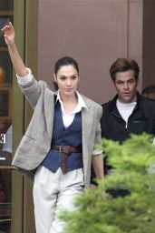 "Gal Gadot - ""Wonder Woman 1984"" Set in Washington, DC 06/27/2018"