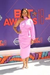 Garcelle Beauvais – 2018 BET Awards in Los Angeles