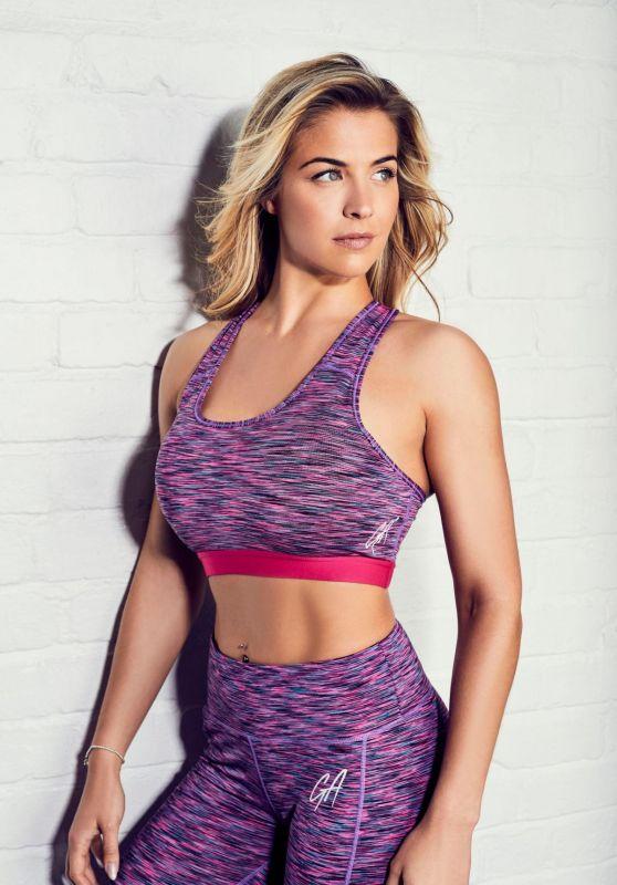 Gemma Atkinson - GA 2018 Sportswear Range by Gemma Atkinson