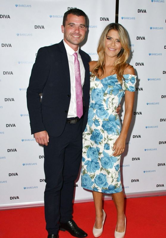 Gemma Oaten – DIVA Magazine Awards in London