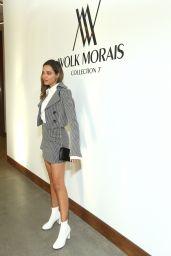 Georgie Flores – Wolk Morais Collection 7 Fashion Show in LA