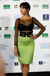 Georgina Rodriguez - Gran Canaria Moda Calida Fashion 2018 in Gran Canaria