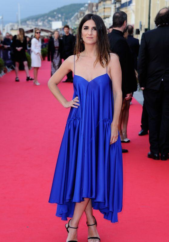 Geraldine Nakache – 32nd Cabourg Film Festival Closing Red Carpet