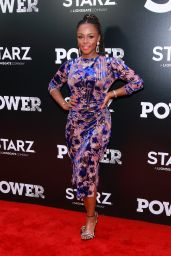 """Gia Peppers – """"Power"""" TV Show Premiere in NY"""