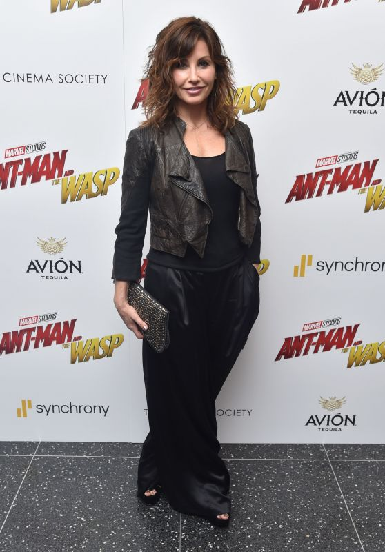 "Gina Gershon – ""Ant-Man and the Wasp"" Premiere in New York"