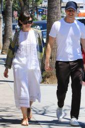 Ginnifer Goodwin and Josh Dallas - Strolls in LA 06/27/2018