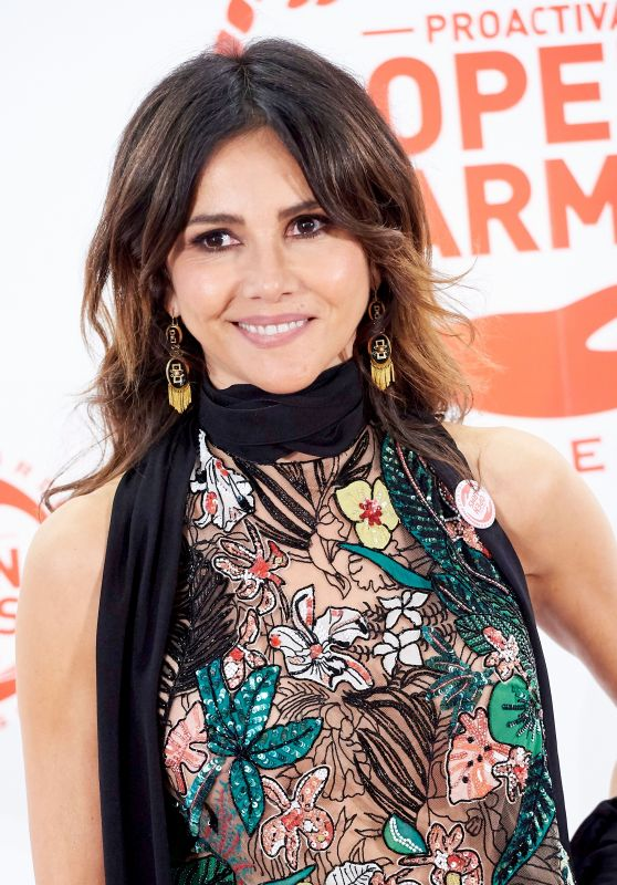 "Goya Toledo – ""Proactiva Open Arms"" Charity Dinner in Madrid"