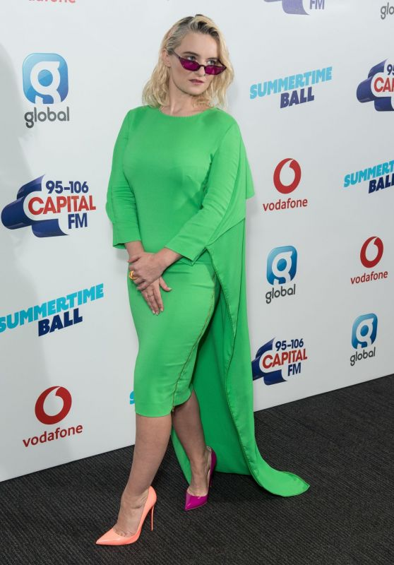 Grace Chatto - Capital FM Radio Summertime Ball 2018 in London