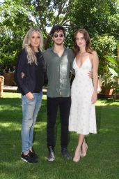 Grace Van Patten – Filming Italy Sardinia Festival in Sardinia 06/16/2018