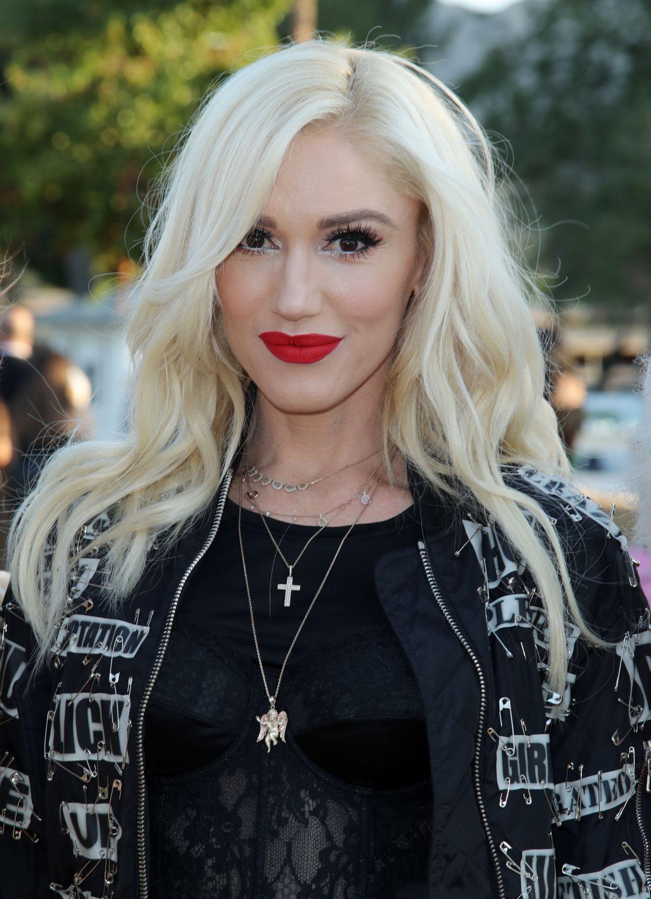 Gwen Stefani Latest Photos - CelebMafia гвен стефани 2018