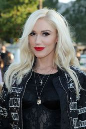 Gwen Stefani – Moschino S/S 2019 Menswear And Women's Resort Collection in Burbank